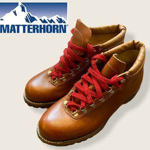 Matterhorn Hiking Boots - Size 9